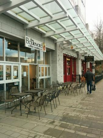 The Boulevard Coffee Roasting Co.