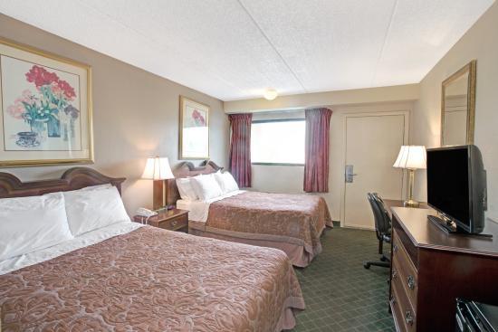 Shelby, Carolina del Norte: dbl bed