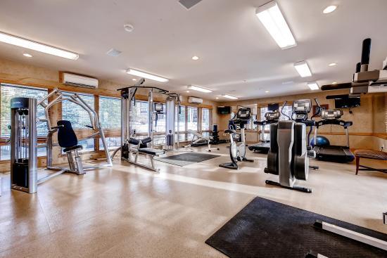 Canyon Creek Condominiums: Fitness Room