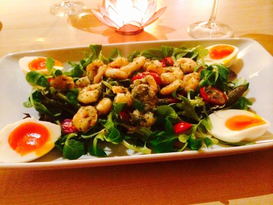 Gasthof Rustical: Salat