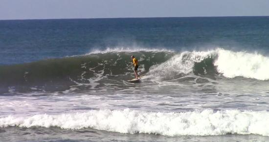 Corky Carroll's Surf School: Surfing