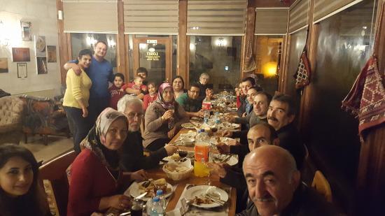 Asia Minor Hotel : Family & Friends Dinner