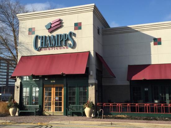 Champps Restaurant & Bar - Indianapolis Northside صورة فوتوغرافية