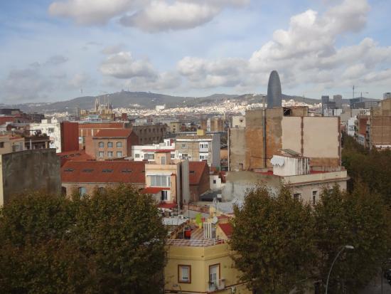 Hotel 4 Barcelona: Vista