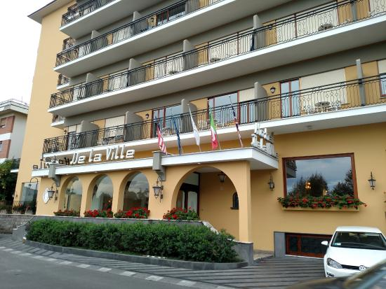 View from our room - Picture of Grand Hotel De La Ville Sorrento, Sorrento - TripAdvisor