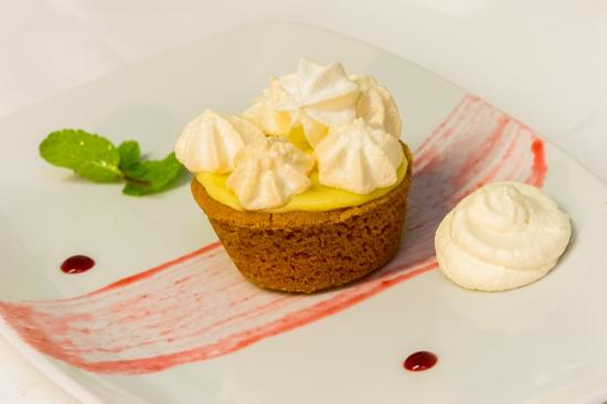 Cafe Sol Bistro: Lemon Meringue