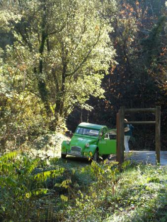 Montaren-et-Saint-Mediers, Francia: route verte