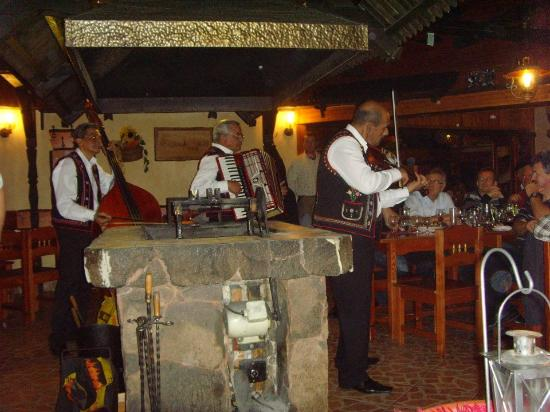 Stara Lesna, Słowacja: band