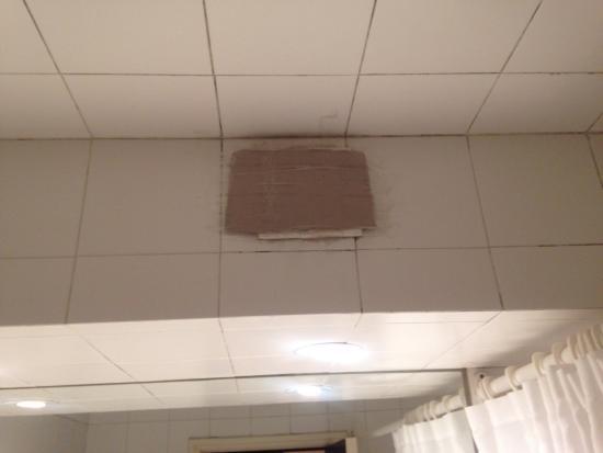 Rejilla ventilaci n ba o fotograf a de la posta del pilar - Rejilla ventilacion bano ...