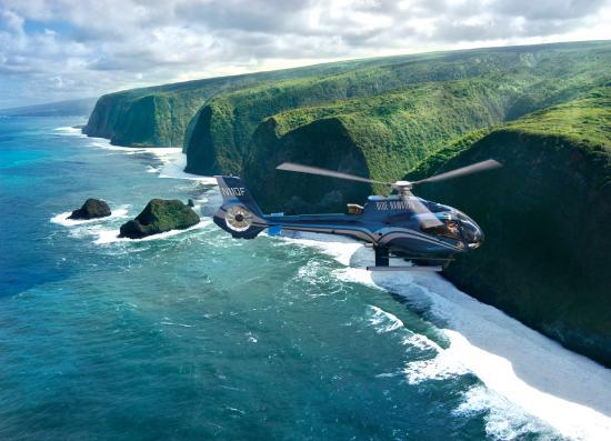 Blue Hawaiian Helicopters - Waikoloa: Kohala Coast