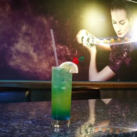 "Wakefield, Род Айленд: Ring in the holidays with Kabuki's new drink,""The Spicy Mango"" Happy Holidays from Kabuki. We wi"