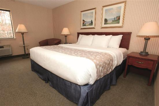 La Quinta Inn & Suites Stevens Point: Guestroom