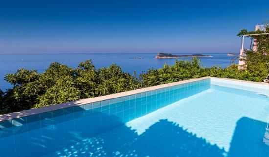 Apartments Stella Maris: Pool