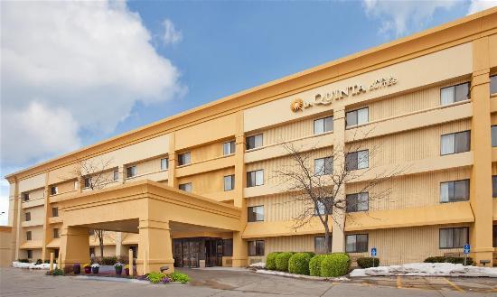 Exterior Picture Of La Quinta Inn Suites Des Moines