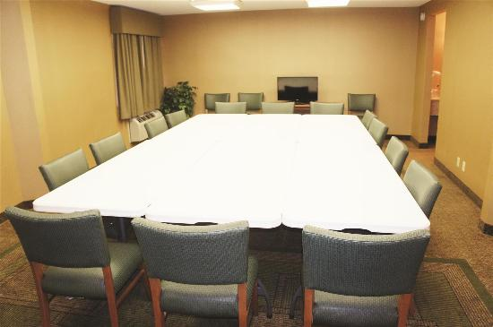 La Quinta Inn & Suites Des Moines-West-Clive : Meeting Room