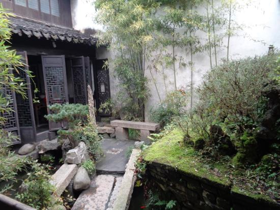 Jiashan County, China: Drunk Garden