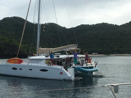 Port Elizabeth, Bequia : Our home for 7 days