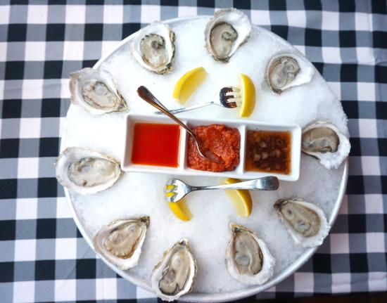 Berkeley Heights, Nueva Jersey: Oysters
