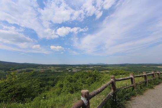 西郷村, 福島県, 座頭ころばし展望台