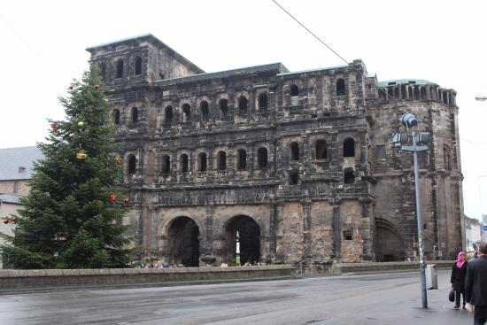 Secrets of the Porta Nigra Foto