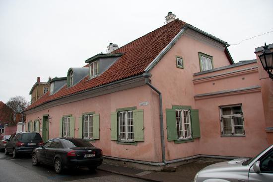 Tartu Uppsala House