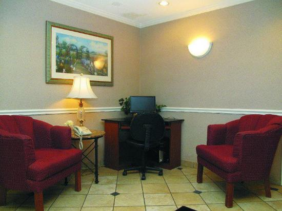 La Quinta Inn & Suites Nashville Franklin: Business Center