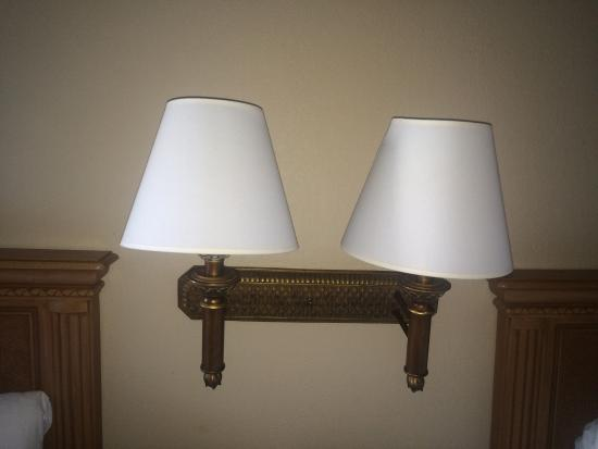 Legacy Vacation Resorts: night lamps
