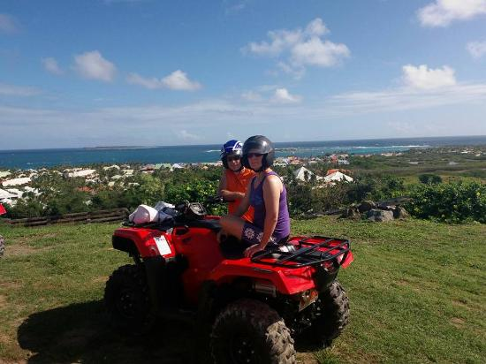 Oyster Pond, St. Maarten/St. Martin: This is our life :)