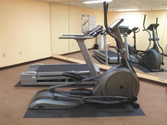 La Quinta Inn & Suites South Burlington: Fitness Center