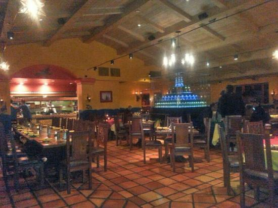 Adobe Grill @ La Quinta Resort: Nice atmosphere..lovely outdoor patio also