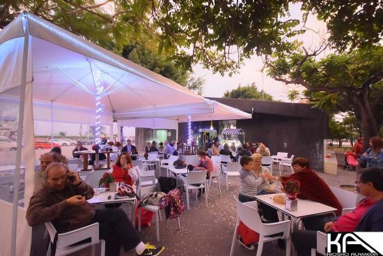 Disfruta De Nuestra Terraza Picture Of Kiosko Alameda