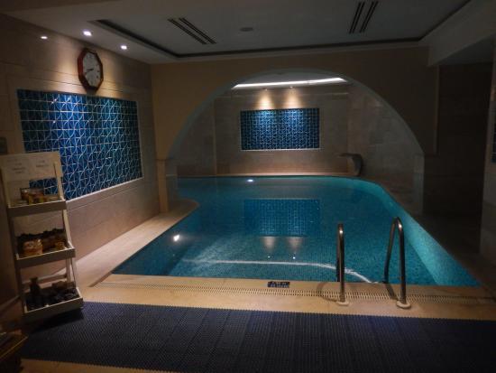 Goreme Kaya Hotel: 室内プール