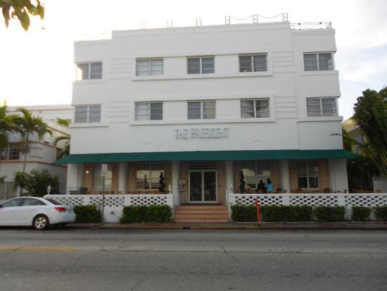 The President Hotel Miami Beach Fachada