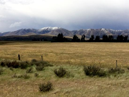 Ranfurly, Selandia Baru: On the Rail Trail