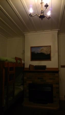 Kaeo, New Zealand: Dorm mit Kamin