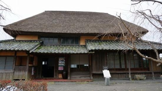 Higashisonogi-cho, Japón: 明治初期の古民家が移築・保存されています