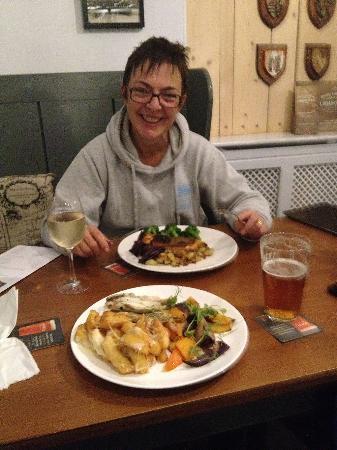 Sennen Cove, UK: Old Success 2