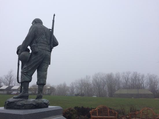 Bedford, Wirginia: National D-Day Memorial