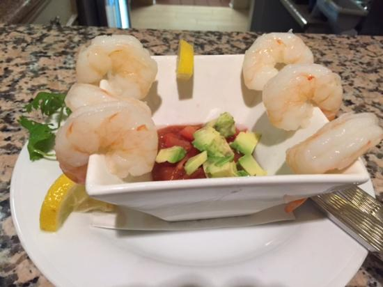 Delish Shrimp Cocktail Picture Of Hilton Garden Inn Bwi Airport Linthicum Heights Tripadvisor