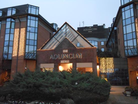 The Aquincum Hotel Budapest: ホテル
