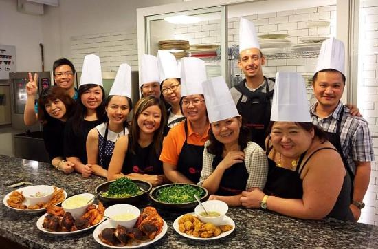 Palate Sensations Cooking School Day Classes: Corporate Team Building @ Palate Sensations