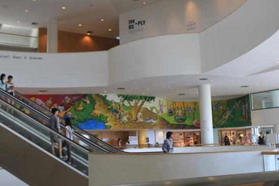 艺术展 - Picture of Bangkok Art & Culture Centre (BACC), Bangkok - TripAdvisor