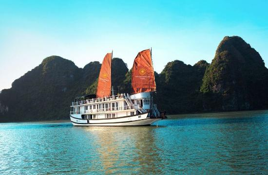Golden Sun Cruise Halong