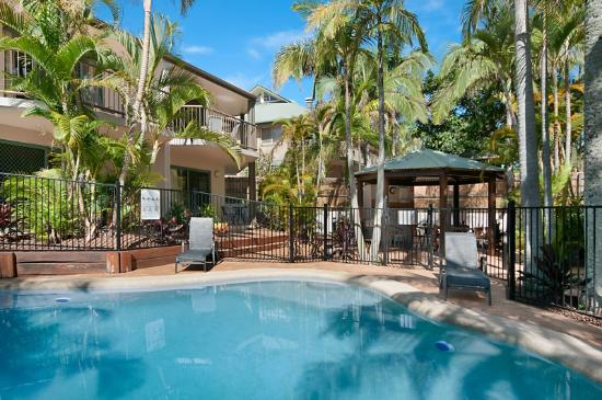 Beaches Apartments - Byron Bay: Pool