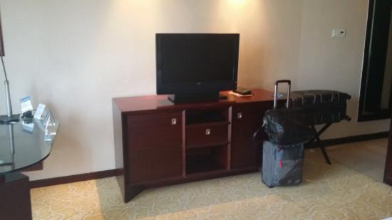 Radisson Blu Hotel Shanghai Hong Quan: TV