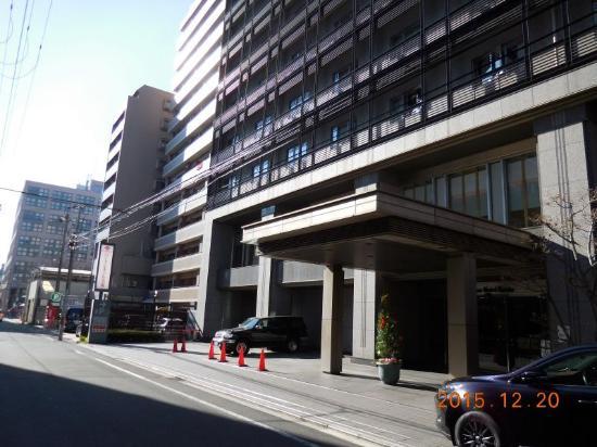 Hearton Hotel Kyoto: 外観