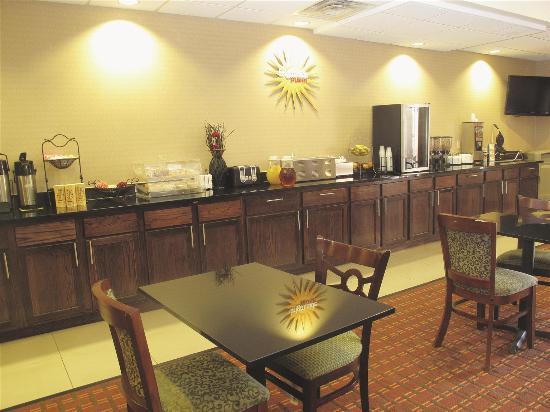Woodward, OK: Restaurant