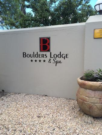 Boulders Lodge & Spa: photo0.jpg