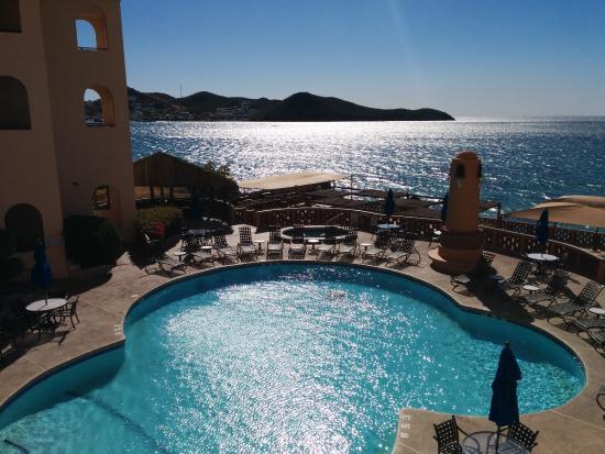 Sea Of Cortez Beach Club Pool Ocean