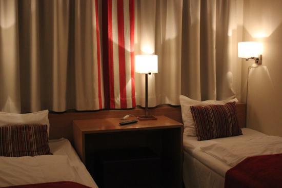 Gardermoen Airport Hotel: Room 210